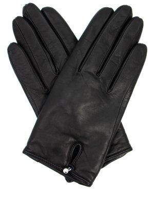 Кожаные перчатки HUGO
