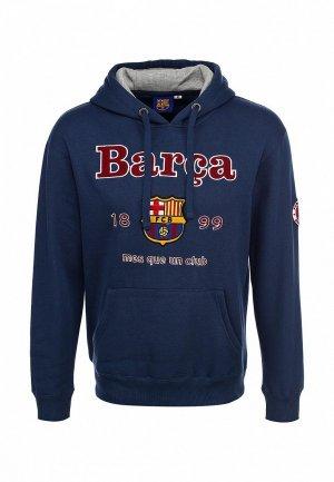 Худи Atributika & Club™ FC Barcelona FC001EMASB31. Цвет: синий