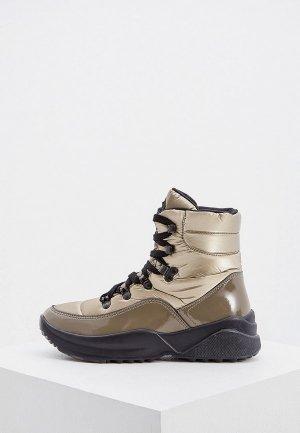 Ботинки Jog Dog. Цвет: золотой