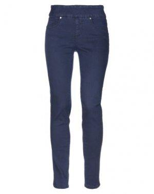 Джинсовые брюки JOSEPH RIBKOFF. Цвет: синий