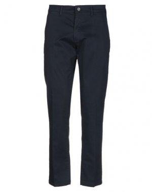 Повседневные брюки ASCOT SPORT. Цвет: темно-синий