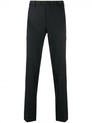Классические брюки строгого кроя Pt01. Цвет: черный