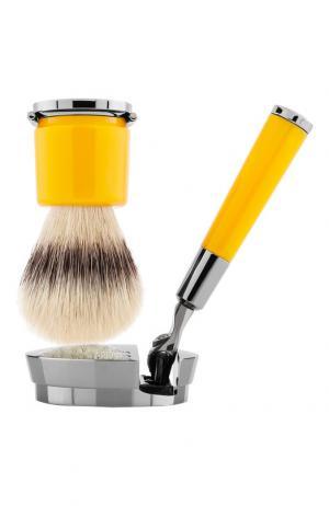 Станок и помазок для бритья Deluxe Stand Barbiere Acqua di Parma. Цвет: бесцветный