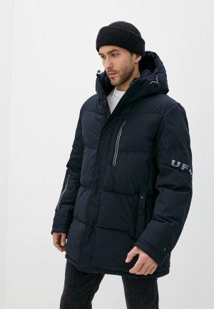 Куртка утепленная Urban Fashion for Men UFMRW2AJ1371. Цвет: синий