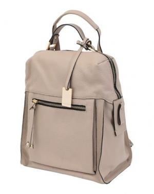 Рюкзаки и сумки на пояс CATERINA LUCCHI. Цвет: песочный