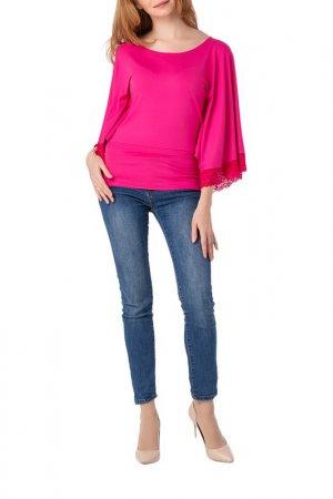 Блуза Adzhedo. Цвет: фуксия