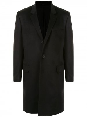 Однобортный пиджак оверсайз Kent & Curwen. Цвет: черный