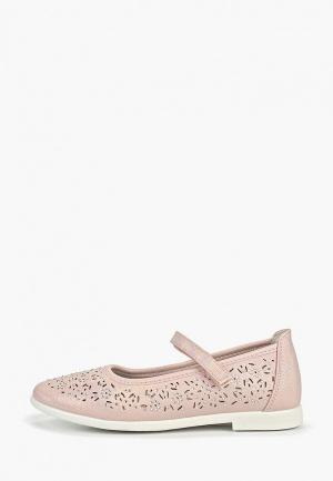 Туфли Сказка. Цвет: розовый