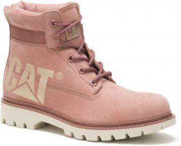 Ботинки женские Lyric Bold, размер 37 Caterpillar. Цвет: розовый