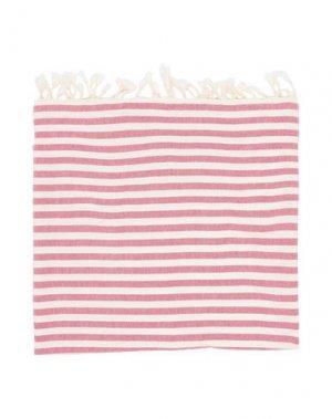 Пляжное полотенце ESPADRIJ. Цвет: фуксия