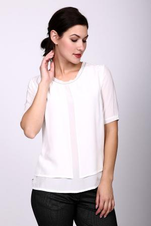 Блузa Apanage. Цвет: белый