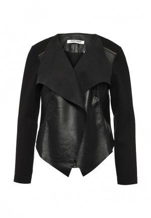 Куртка Naf. Цвет: черный