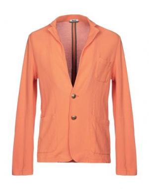 Пиджак BARK. Цвет: оранжевый