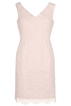 Платье Apart. Цвет: бледно-розовый