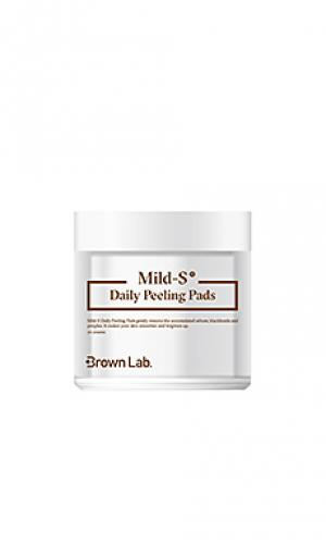Подушечки mild s daily peeling Brown Lab. Цвет: beauty: na