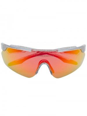 Солнцезащитные очки Billionaire Boys Club 001 Italia Independent. Цвет: разноцветный
