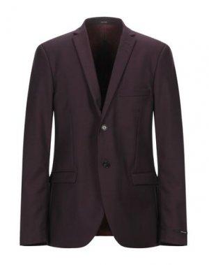 Пиджак TIGER OF SWEDEN. Цвет: баклажанный