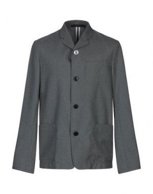 Пиджак BAD SPIRIT. Цвет: серый
