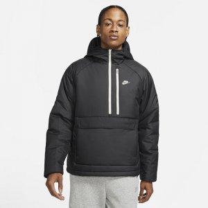 Мужской анорак с капюшоном Sportswear rma-FIT Legacy - Черный Nike