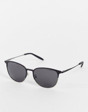 Солнцезащитные очки в классическом стиле -Черный цвет Michael Kors