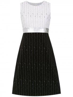 Dress with waist detail Gloria Coelho. Цвет: черный