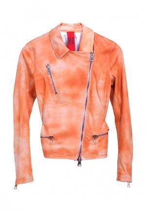 Куртка AFG. Цвет: оранжевый
