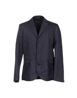 Пиджак FRENCH CONNECTION. Цвет: грифельно-синий