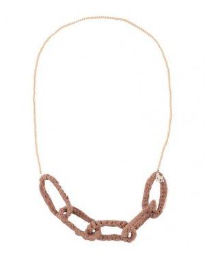 Ожерелье L:Ú by MISS GRANT. Цвет: слоновая кость