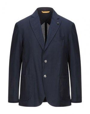 Пиджак GH. Цвет: темно-синий