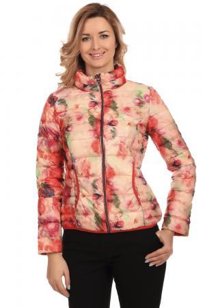 Куртка Comma. Цвет: разноцветный