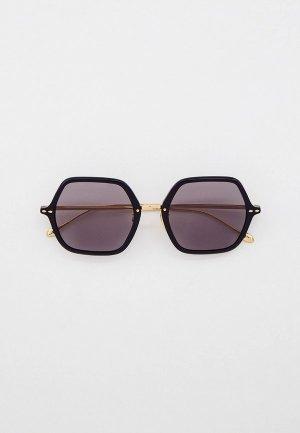 Очки солнцезащитные Isabel Marant IM 0036/S 2M2. Цвет: черный