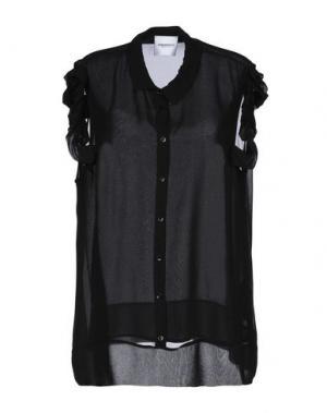 Pубашка ANNARITA N TWENTY 4H. Цвет: черный