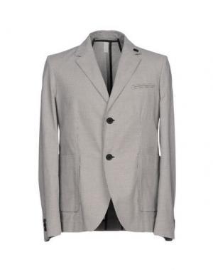 Пиджак HōSIO. Цвет: светло-серый