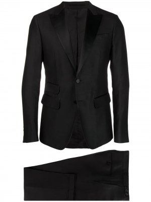 Смокинг с брюками Dsquared2. Цвет: черный