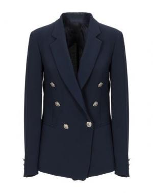 Пиджак BLACK LABEL. Цвет: темно-синий