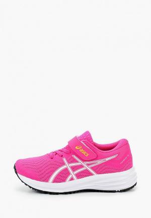 Кроссовки ASICS PATRIOT 12 PS. Цвет: розовый