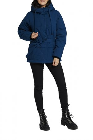Куртка D`imma. Цвет: синий