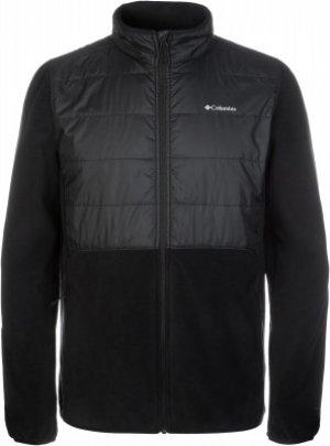 Джемпер флисовый мужской Basin Butte™, размер 54 Columbia. Цвет: черный
