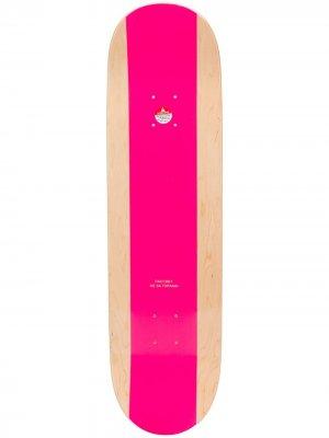 Дека для скейтборда Рассвет 8.675 PACCBET. Цвет: нейтральные цвета