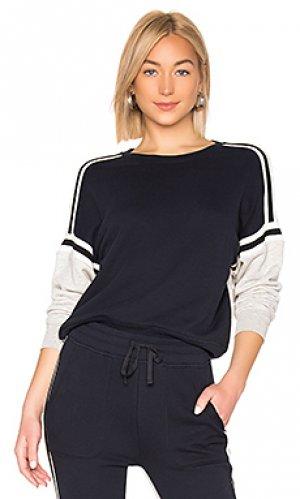 Пуловер macrina Joie. Цвет: синий