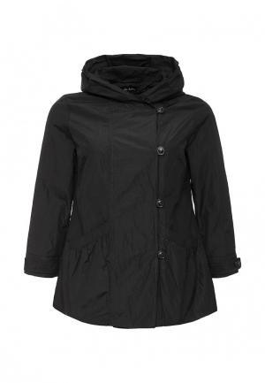 Куртка Ulla Popken. Цвет: черный