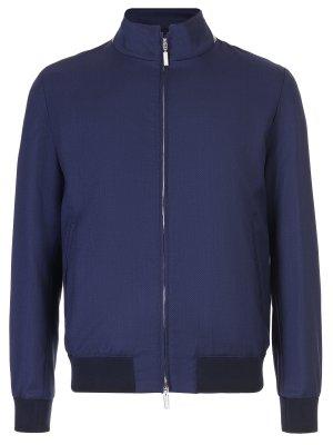 Куртка классическая шерстяная CASTANGIA