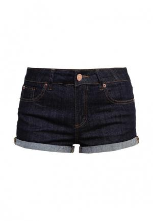 Шорты джинсовые Conver. Цвет: синий