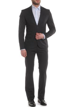 Костюм: пиджак, брюки CNC COSTUME NATIONAL C'N'C'. Цвет: черный