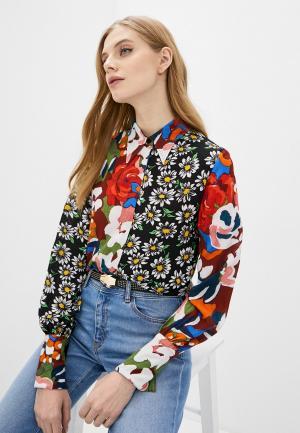 Блуза M Missoni. Цвет: разноцветный