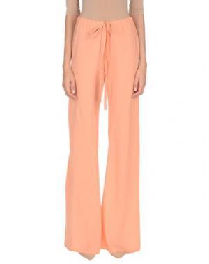 Повседневные брюки COMPAGNIA ITALIANA. Цвет: лососево-розовый