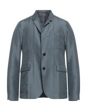 Пиджак VALENTINO. Цвет: свинцово-серый