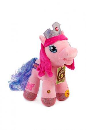 Мягкая игрушка пони Милашка Мульти-пульти. Цвет: розовый