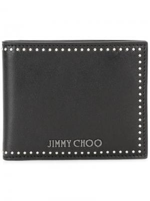 Кошелек Mark Jimmy Choo. Цвет: черный