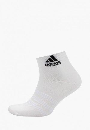 Носки adidas LIGHT ANK 1PP. Цвет: белый